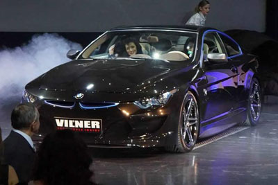 BMW 6-Series (E63) Bullshark от Vilner