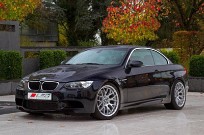BMW M3 (E93) в исполнении Leib Engineering