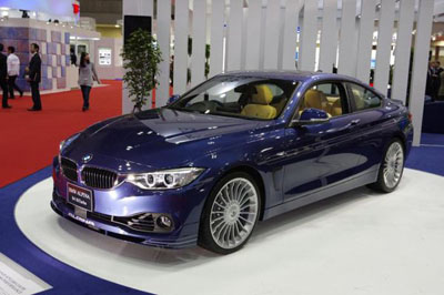Токио 2013: Alpina B4 BiTurbo Coupe